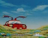 M.A.S.K. cartoon - Screenshot - Deadly Blue Slime 164