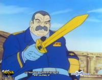 M.A.S.K. cartoon - Screenshot - Caesar's Sword 606