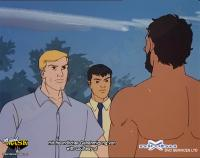 M.A.S.K. cartoon - Screenshot - The Sacred Rock 428