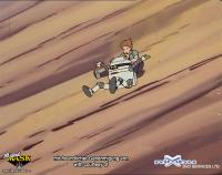 M.A.S.K. cartoon - Screenshot - The Sacred Rock 261