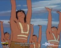 M.A.S.K. cartoon - Screenshot - The Sacred Rock 158