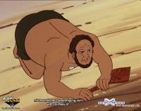 M.A.S.K. cartoon - Screenshot - The Sacred Rock 028