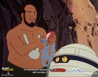 M.A.S.K. cartoon - Screenshot - The Sacred Rock 545