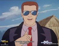 M.A.S.K. cartoon - Screenshot - The Sacred Rock 134