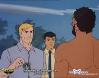 M.A.S.K. cartoon - Screenshot - The Sacred Rock 429