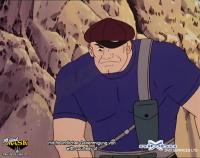 M.A.S.K. cartoon - Screenshot - The Sacred Rock 366