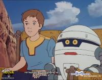 M.A.S.K. cartoon - Screenshot - The Sacred Rock 356
