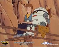 M.A.S.K. cartoon - Screenshot - The Sacred Rock 351