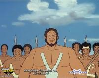 M.A.S.K. cartoon - Screenshot - The Sacred Rock 026