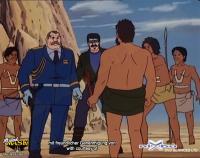 M.A.S.K. cartoon - Screenshot - The Sacred Rock 321