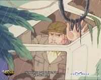M.A.S.K. cartoon - Screenshot - Green Nightmare 092
