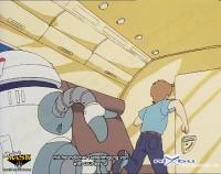 M.A.S.K. cartoon - Screenshot - Green Nightmare 236