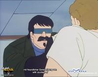 M.A.S.K. cartoon - Screenshot - Green Nightmare 186