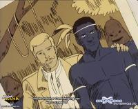 M.A.S.K. cartoon - Screenshot - Green Nightmare 075