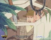 M.A.S.K. cartoon - Screenshot - Green Nightmare 100