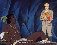 M.A.S.K. cartoon - Screenshot - Green Nightmare 123