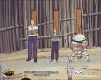 M.A.S.K. cartoon - Screenshot - Green Nightmare 551