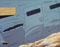 M.A.S.K. cartoon - Screenshot - Green Nightmare 305