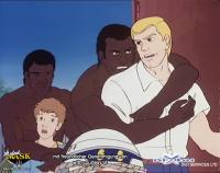 M.A.S.K. cartoon - Screenshot - Green Nightmare 590
