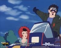 M.A.S.K. cartoon - Screenshot - Green Nightmare 385