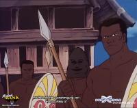 M.A.S.K. cartoon - Screenshot - Green Nightmare 537
