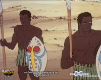 M.A.S.K. cartoon - Screenshot - Green Nightmare 550