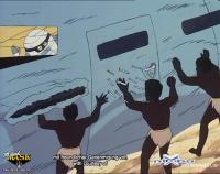 M.A.S.K. cartoon - Screenshot - Green Nightmare 320