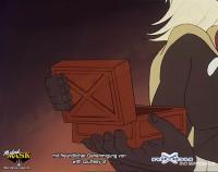 M.A.S.K. cartoon - Screenshot - Green Nightmare 032