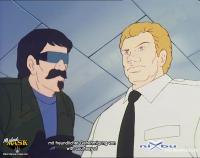 M.A.S.K. cartoon - Screenshot - Green Nightmare 183