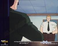 M.A.S.K. cartoon - Screenshot - Green Nightmare 179