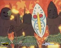 M.A.S.K. cartoon - Screenshot - Green Nightmare 012