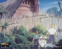 M.A.S.K. cartoon - Screenshot - Green Nightmare 505