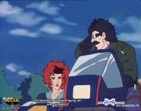 M.A.S.K. cartoon - Screenshot - Green Nightmare 384
