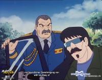 M.A.S.K. cartoon - Screenshot - Green Nightmare 549