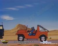 M.A.S.K. cartoon - Screenshot - Video VENOM 345