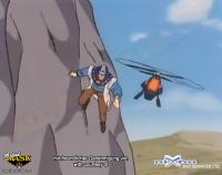 M.A.S.K. cartoon - Screenshot - The Artemis Enigma 216