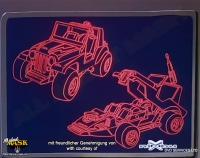 M.A.S.K. cartoon - Screenshot - Video VENOM 213