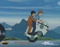 M.A.S.K. cartoon - Screenshot - The Chinese Scorpion 659