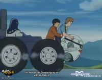 M.A.S.K. cartoon - Screenshot - The Chinese Scorpion 660