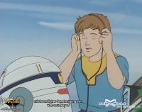 M.A.S.K. cartoon - Screenshot - The Chinese Scorpion 730