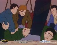 M.A.S.K. cartoon - Screenshot - Video VENOM 254