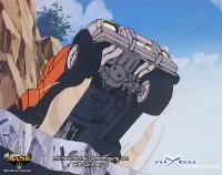 M.A.S.K. cartoon - Screenshot - Video VENOM 552