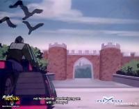 M.A.S.K. cartoon - Screenshot - Riddle Of The Raven Master 566