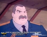 M.A.S.K. cartoon - Screenshot - Riddle Of The Raven Master 118