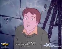 M.A.S.K. cartoon - Screenshot - Riddle Of The Raven Master 261