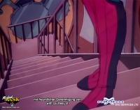 M.A.S.K. cartoon - Screenshot - Riddle Of The Raven Master 314