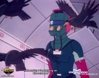 M.A.S.K. cartoon - Screenshot - Riddle Of The Raven Master 383
