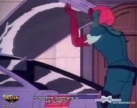 M.A.S.K. cartoon - Screenshot - Riddle Of The Raven Master 367