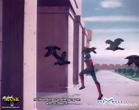 M.A.S.K. cartoon - Screenshot - Riddle Of The Raven Master 372