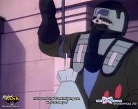 M.A.S.K. cartoon - Screenshot - Riddle Of The Raven Master 468